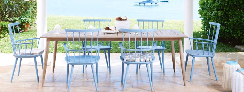 Outdoor Tables Outdoor Dining Table Round Timber