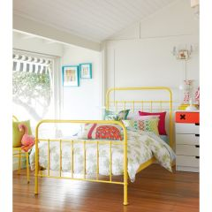 Kids Beds سرير حديد للأطفال سراير طابقين أشكال سرير خزائن اثات غر نوم استراليه
